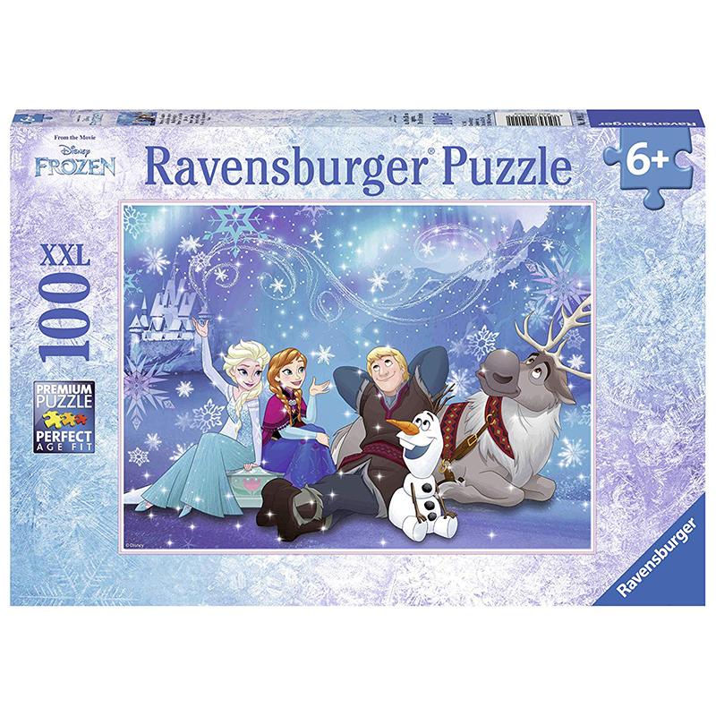 Ravensburger Disney Ice Magic Puzzle 100pc