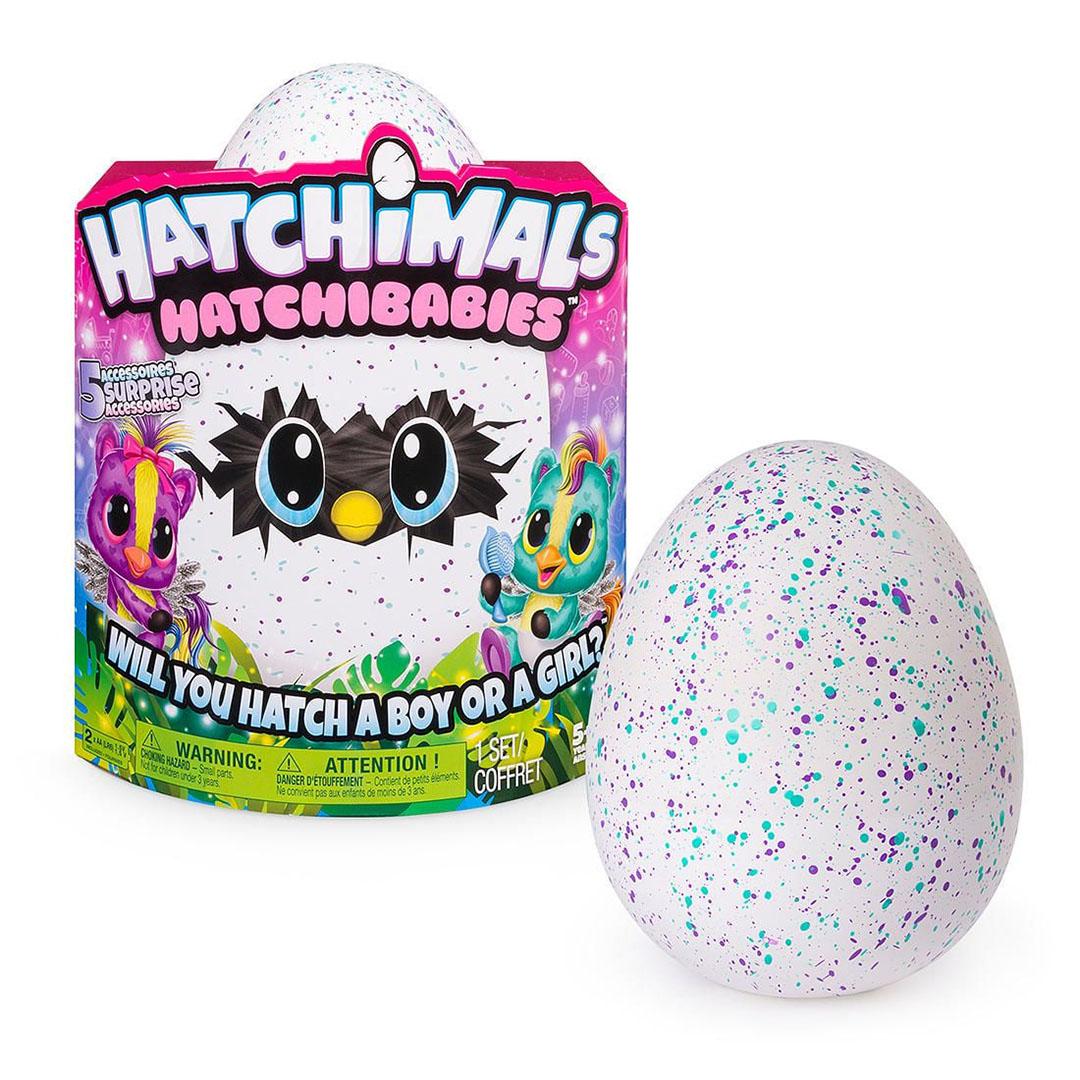 Hatchimals Hatchibabies Ponette assorted