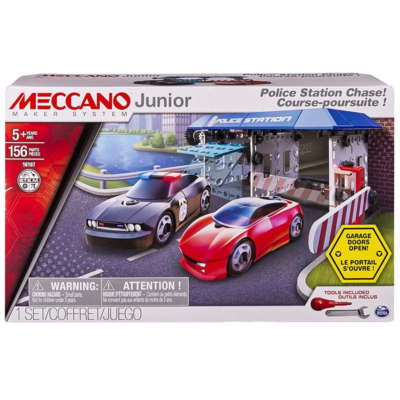 Meccano Junior Police Station