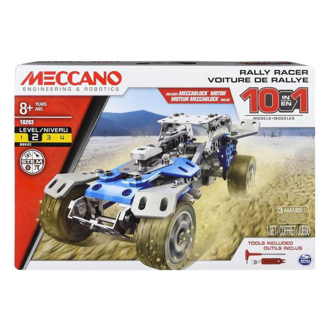 Meccano Multi-Model 10 Set
