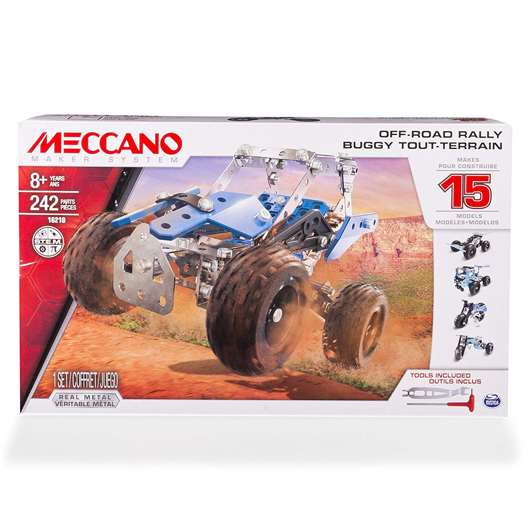 Meccano Multi-Model 15 Set