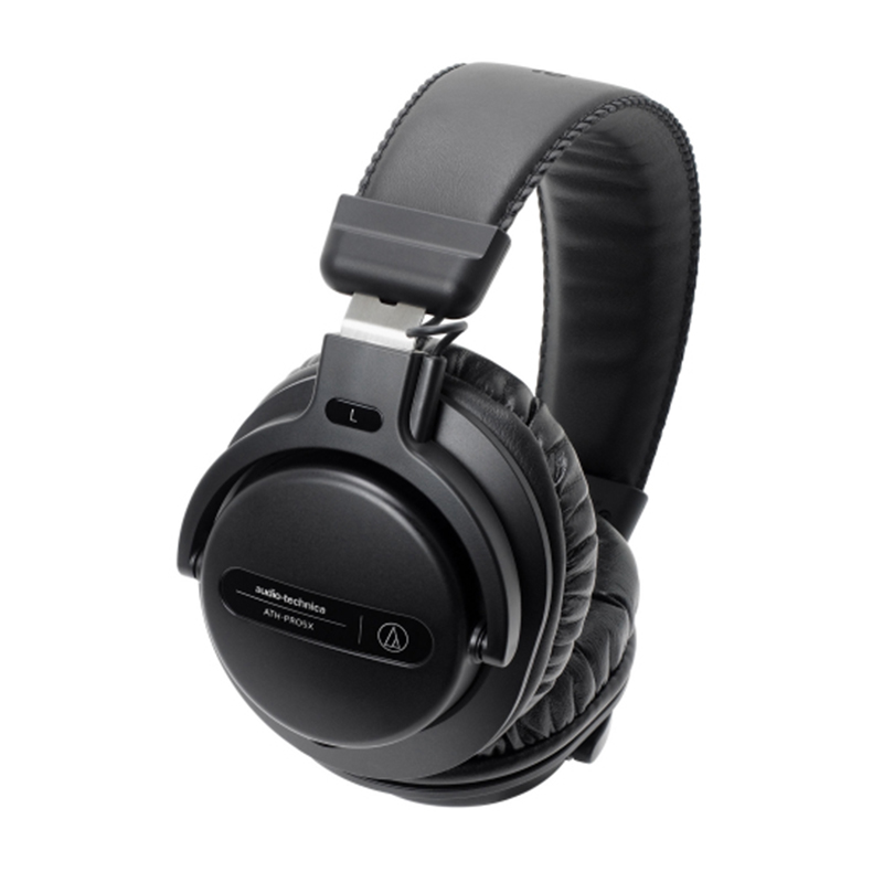 Audio Technica ATH-PRO5X Premium Professional DJ Headphones - Black