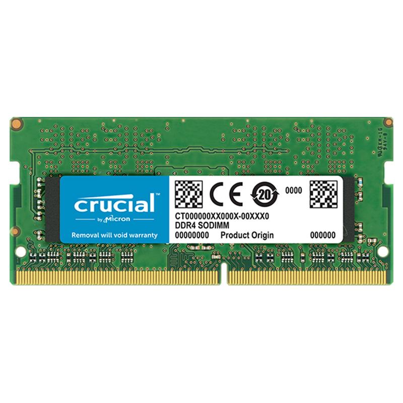 Crucial 16GB (1x16GB) CT16G4SFD8266 DDR4 2666MHz SODIMM RAM