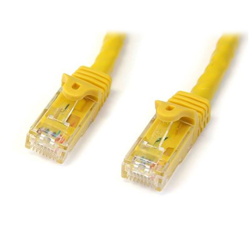Generic Cat 6 Ethernet Cable - 3m (300cm) Yellow
