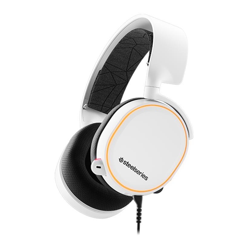 SteelSeries Arctis 5 Gaming Headset White