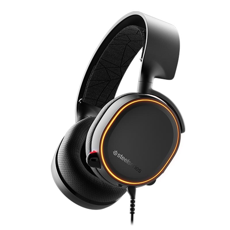 SteelSeries Arctis 5 Gaming Headset (2019) - Black