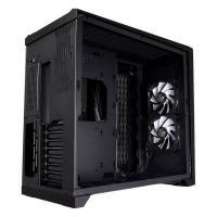 Lian Li PC-011ARGX Air RGB Tempered Glass Mid Tower Black