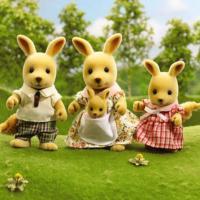 Sylvanian Familes Kangaroo Family