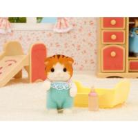 Sylvanian Familes Maple Cat Baby