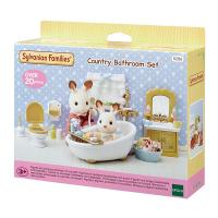 Sylvanian Familes Country Bathroom Set