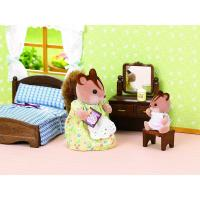 Sylvanian Familes Master Bedroom Set