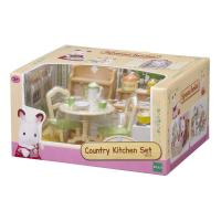 Sylvanian Familes Country Kitchen Set