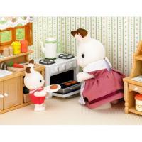Sylvanian Familes Country Kitchen Set