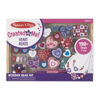 Melissa & Doug Sweet Hearts Bead Set