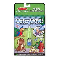 Melissa & Doug On The Go - Water WOW! - Animals
