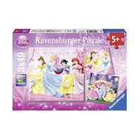 Ravensburger Disney Snow White Puzzle 3x49pc