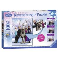 Ravensburger Disney The Frozen Difference Puz 100pc