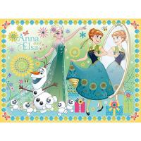 Ravensburger Disney Frozen Fever Puzzle 100pc