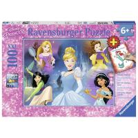 Ravensburger Disney Charming Princess Puzzle 100pc