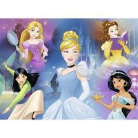 Ravensburger Disney Charming Princess Puzzle 100pc