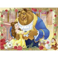 Ravensburger Disney Belle & Beast Puzzle 100pc