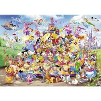 Ravensburger Disney Carnival Characters Puz 1000pc