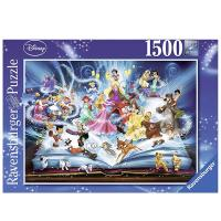 Ravensburger Disney Magical Storybook Puzz 1500pc