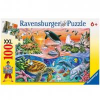 Ravensburger Beautiful Ocean Puzzle 100pc