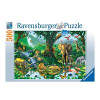 Ravensburger Harmony in the Jungle Puzzle 500pc