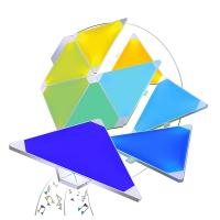 Nanoleaf Light Panels Rhythm Smarter Kit 9 Pack
