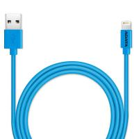 Adata 1m Sync and Charge Lightning Cable - Blue