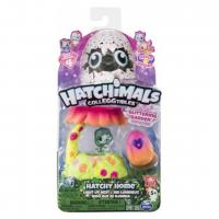 Hatchimals Colleggtibles Hatchy Homes Light Up assorted
