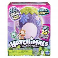 Hatchimals Colleggtibles Secret Scene Playset - Crystal Canyon