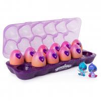 Hatchimals Colleggtibles Series 4 - One Dozen Egg Carton