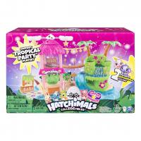 Hatchimals Colleggtibles Tropical Island Party Playset
