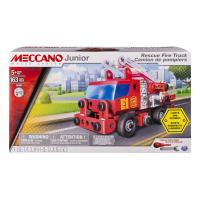 Meccano Junior Fire Engine Deluxe