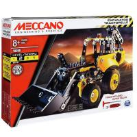 Meccano Construction Excavator