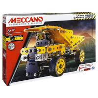 Meccano Construction Dump Truck
