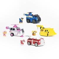 Paw Patrol Flip & Fly Vehicle Assorted