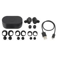 Audio Technica ATH-SPORT7TW True Wireless SonicSport In-Ear Bluetooth 5.0 Headphones - Black