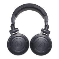Audio Technica ATH-PRO700mk2 Portable Professonal DJ Headphones - Black