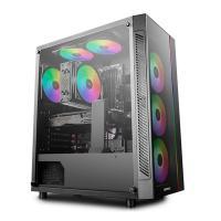 Deepcool Black Matrexx 55 ADD-RGB 3F Mid Tower Chassis