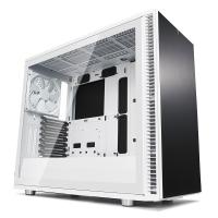 Fractal Design Define S2 Tempered Glass Mid Tower ATX Case - White
