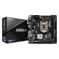 ASRock H310CM-HDV mATX PCIe x16 HDMI DVI-D D-Sub USB 3.1