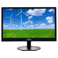 "Philips 221S6QYMB 21.5"" 16:9 LED 1920x1080 T/S/HAS VGA DVI DP Speakers VESA"