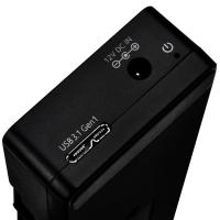 SilverStone UC03-PRO 7 Port USB3.1 Charging Station and Hub