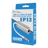 SilverStone EP13C USB3.1 Type C to RJ45 Ethernet Adapter
