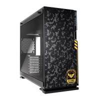Inwin 101 TUF Black Mid Tower Tempered Glass Window RGB