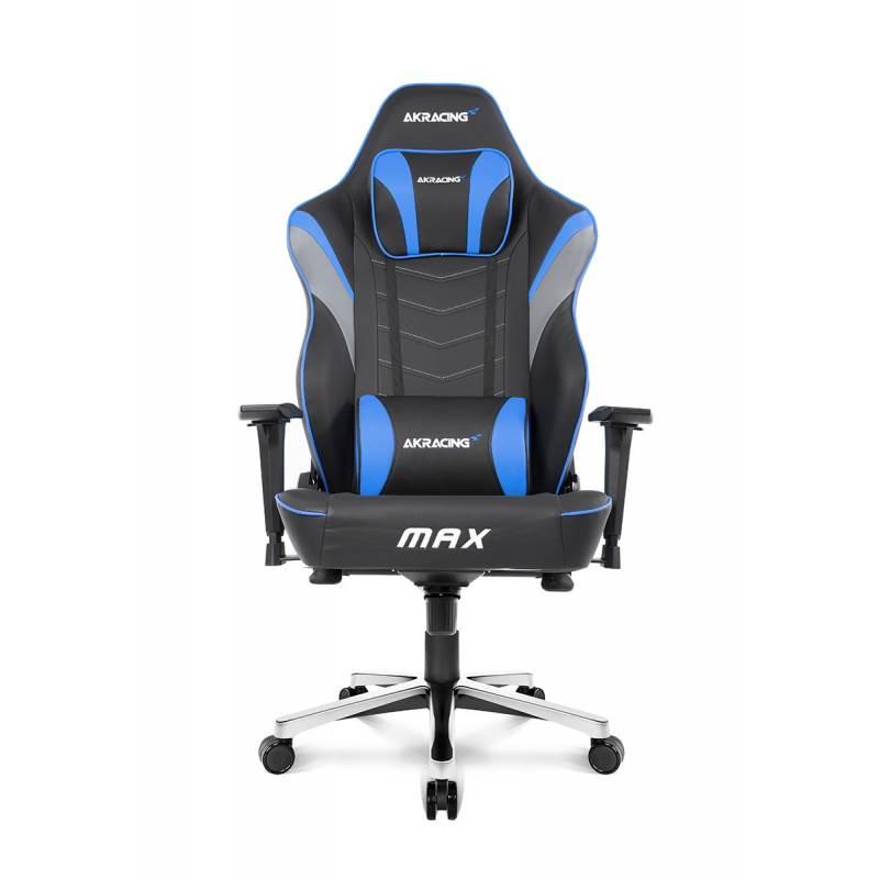 AKRacing Max Gaming Chair Blue
