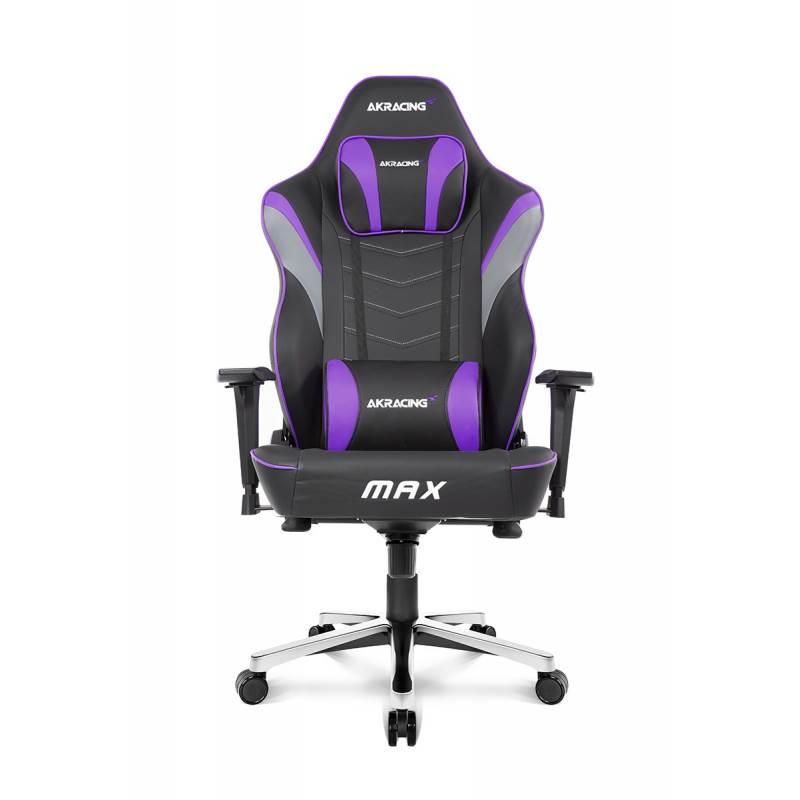 AKRacing Max Gaming Chair Purple